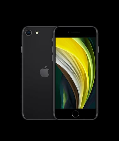 Picture of Apple iPhone SE 128GB without FaceTime - Black