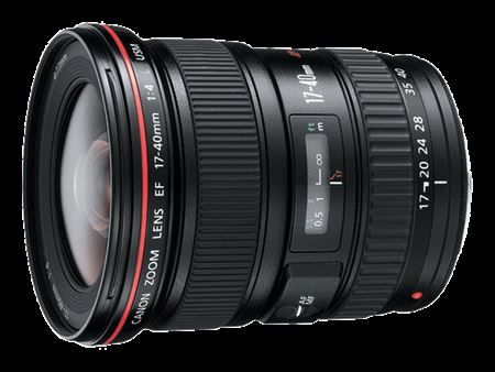 Picture of Canon EF 17-40mm f/4L USM Lens