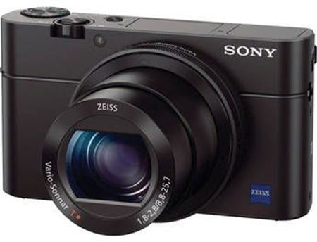 Picture of Sony Cyber-shot RX100 III - 20.1 Megapixels  Point & Shoot Camera  Black