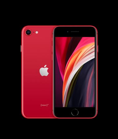 Picture of Apple iPhone SE 64GB without FaceTime - (PRODUCT) Red