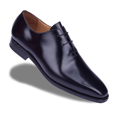 Picture of Neqwa Men's Shoes Madrid Collection - Black