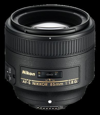 Picture of Nikon AF-S NIKKOR 85mm F/1.8G Lens