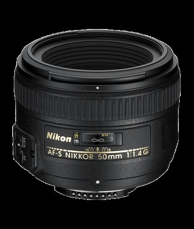 Picture of Nikon AF-S NIKKOR 50mm f/1.4G Lens
