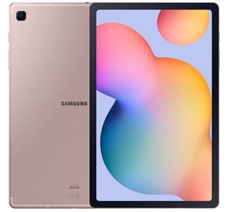 Picture of Samsung Galaxy Tab S6 Lite SM-P615 Tablet 64GB 4GB 10.4inch WiFi + LTE - Chiffon Pink