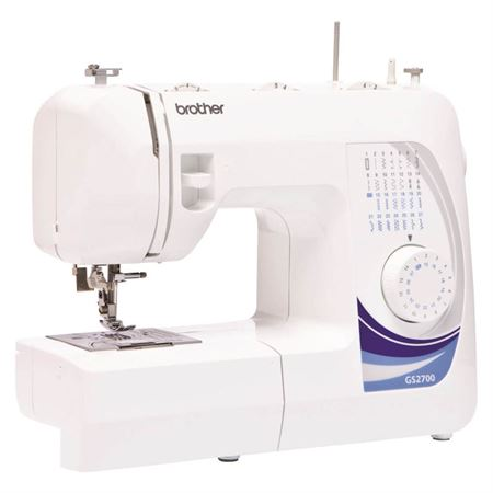 Picture of Brother Mini Computerized Sewing Machine GS2700 White