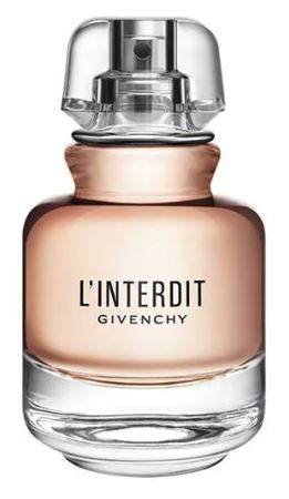 Picture of GIVENCHY GIVENCHY L'INTERDIT HAIR MIST Eau De Parfum Woman Hair Mist 35 ML