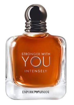 Picture of ARMANI Stronger With You Intensely Eau De Parfum Man EDP 100 ML