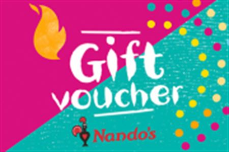 Picture of Nando's Gift Card - AED 500