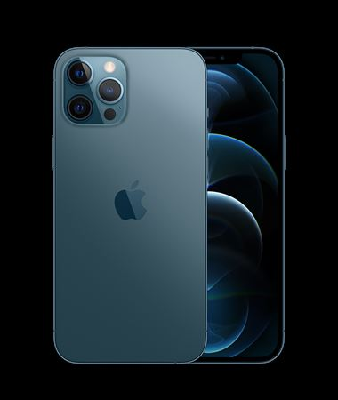 Picture of Apple iPhone 12 Pro Max 256GB- Pacific Blue (Pre-Order)