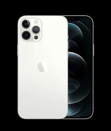 Picture of Apple iPhone 12 Pro Max 256GB- Silver (Pre-Order)