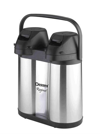 Picture of dessini-stainless-steel-double-flask-4-ltr-akat70