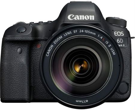 Picture of Canon EOS 6D Mark II 24-105mm f/4L IS II USM Lens, 26.2 MP