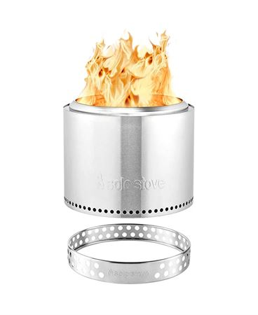 Picture of Solo Stove Bonfire Portable Fire Pit + Stand