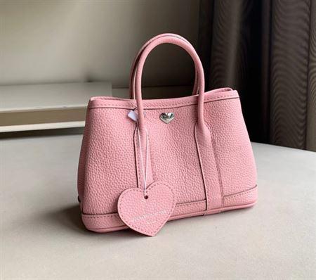 Picture of Littlebunnystore GD mini 18 cm Togo genuine leather in rose sakura ( pink )