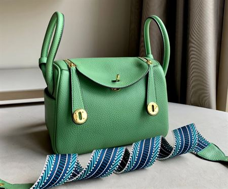 Picture of Littlebunnystore LD 26 cm togo PU in green
